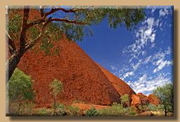Uluru Detail