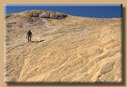 Auf dem Yellow Rock