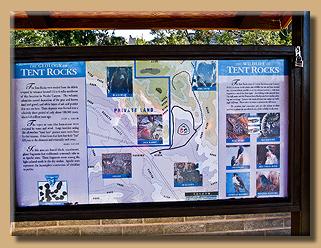 Info-Tafel im Kahsa-Katuwe N.M.