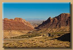Utah's Landschaft