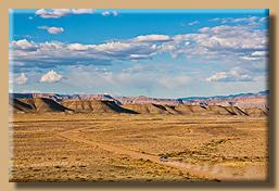 Fahrt Richtung Moab