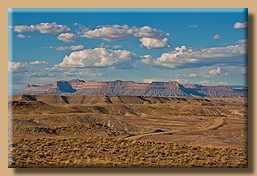 Badlands bei Moab
