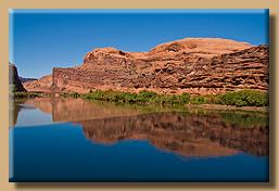 Entlang des Colorado River