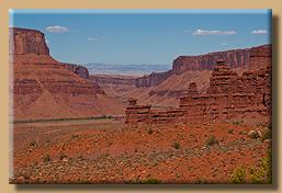 Utah's Felsenlandschaft