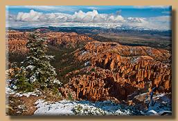 Verschneiter Bryce Canyon [2]