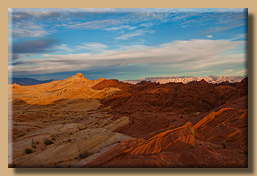 Sunset im Valley of Fire [1]