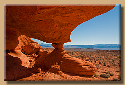 Arch im Valley of Fire