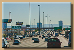 Interstate 15 Las Vegas