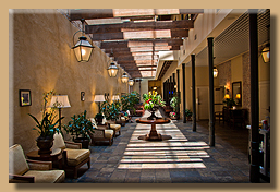 Lobby im Country Inn & Suites
