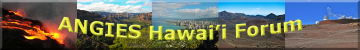Angies Hawaii Forum