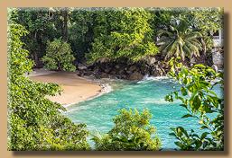 Nordküste von Mahé