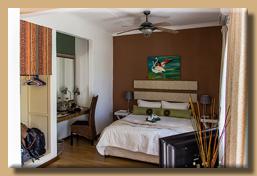 Terra Africa - unser Zimmer
