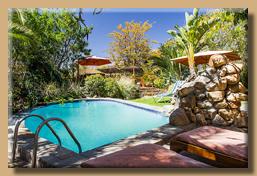 Terra Africa - der Pool