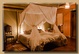 Kalahari Red Dune Lodge - Unser Schlafzimmer