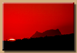 Spitzkoppe zum Sunset