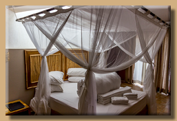 Honeymoon-Suite im Halali Camp