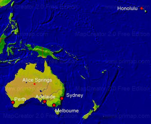 Australien / Ozeanien