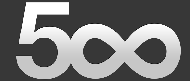 500px Banner