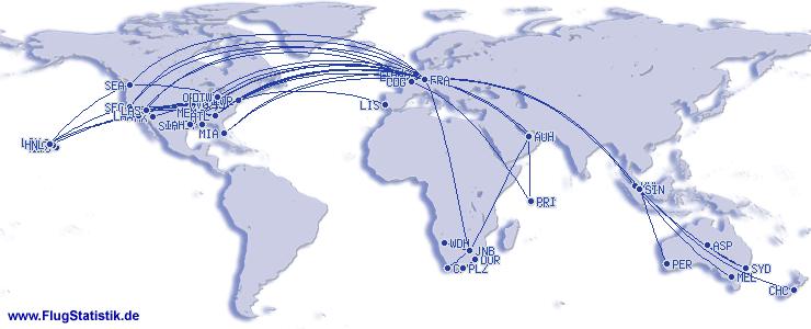 Flugstatistik
